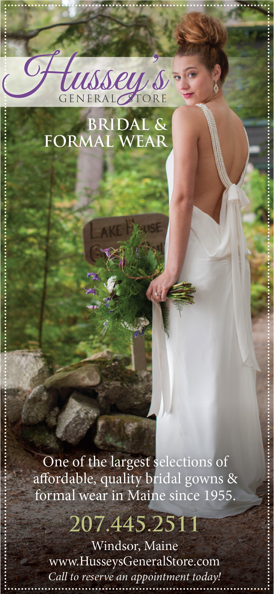 Hussey\'s General Store: Bridal Wear: Augusta, ME | Husseys General Store