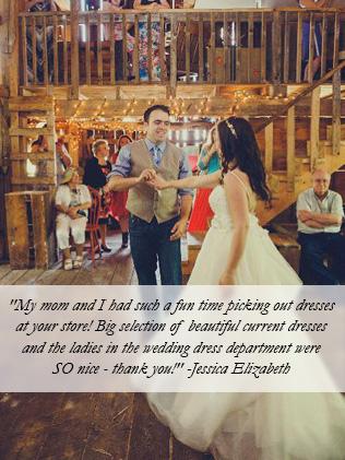 Hussey\'s General Store: Bridal Wear: Augusta, ME   Husseys General Store